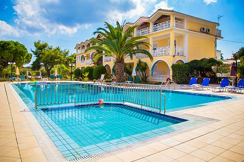 Sunflower Apartments & Studios Zakynthos Greece