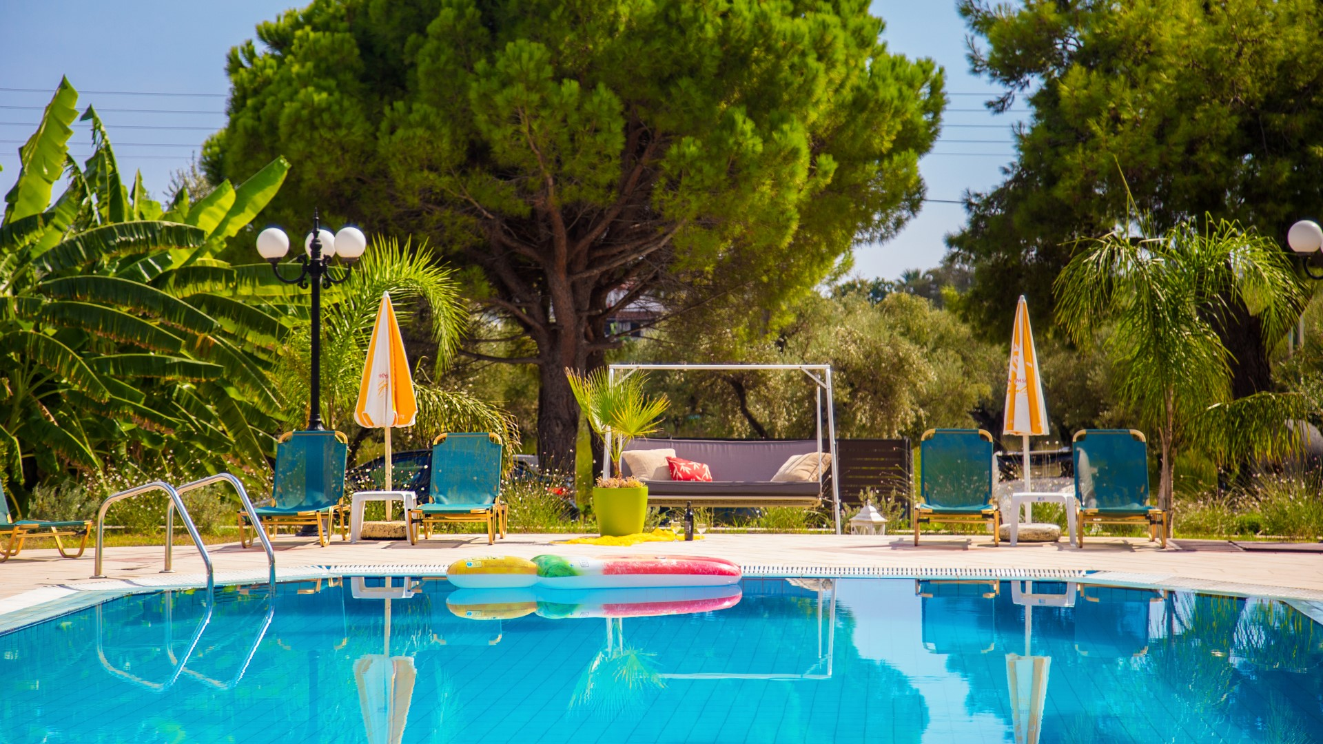 Sunflower Apartments & Studios Zante Zakynthos Greece